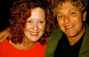 Dan News talks to Tim Roxborogh & Pam Corkery
